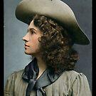 Annie Oakley, ca. 1900 by Dana Keller