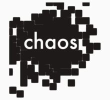 Digital Chaos by hipstertwit