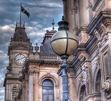 Law Courts and Old Post Office, Bendigo by Joel Bramley