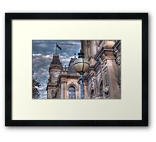 Law Courts and Old Post Office, Bendigo Framed Print