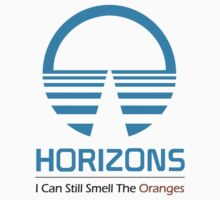 Horizons - I Can Still Smell The Oranges (Light Colors) by wdwstuff