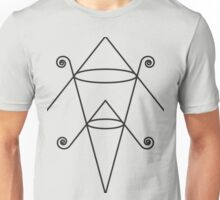 fig. 1 (The Unknown) Unisex T-Shirt