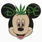 Mickey Dope by mik3hunt