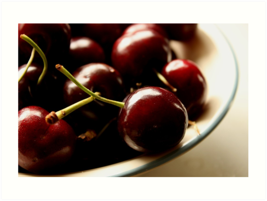 A Bowl Of Cherries by Stephen Thomas