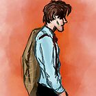 Eleventh Doctor by watsundae