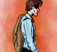 Eleventh Doctor by watsundae
