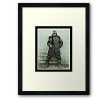 "Pilot William ""Wild Bill"" Hopson, 1926 Framed Print"