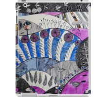 down by the river side iPad Case/Skin