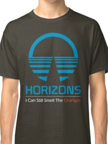 Horizons - I Can Still Smell The Oranges (Dark Colors) Classic T-Shirt