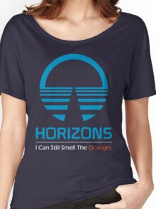 Horizons - I Can Still Smell The Oranges (Dark Colors) Women's Relaxed Fit T-Shirt
