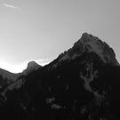 Dusk in Tirol by M-EK