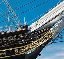 Clipper Figurehead by diggle