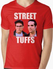 Street Tuffs Mens V-Neck T-Shirt