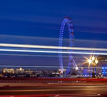 London Eye by Gary Rayner