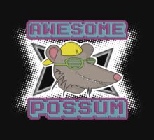 Awesome Possum by Redexx