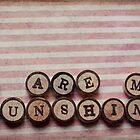 U are my Sunshine by Hege Nolan