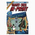 IN PRINT EPISODE 50 - GIANT SIZE!  by InPrintComic