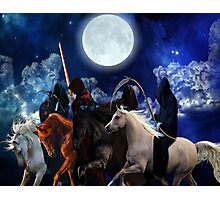 Four Horsemen of the Apocalypse Poster Photographic Print