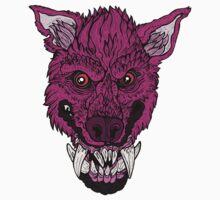 Werewolf- Pink by vanweasel