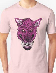 Werewolf- Pink T-Shirt