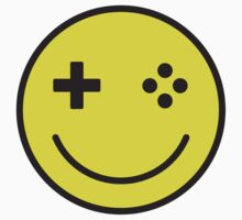 Gamepad Smiley by Style-O-Mat