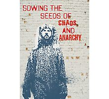 Sowing the Seeds Photographic Print