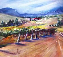 Winery in Australia by Shirlroma