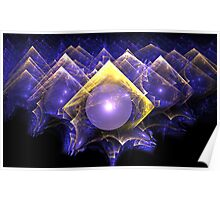 Crystal Ball in Infinity Poster