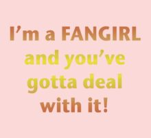 FANGIRL!!! Kids Clothes