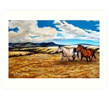 """Prairie Pastures"" Art Print"
