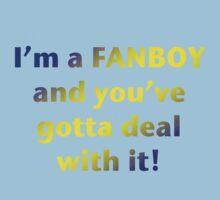 FANBOY!!!! Kids Tee