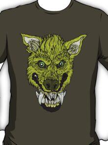 Werewolf- Lime T-Shirt