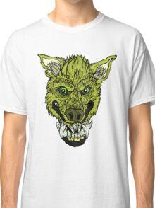 Werewolf- Lime Classic T-Shirt