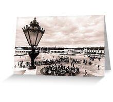 Vienna Waltz Greeting Card