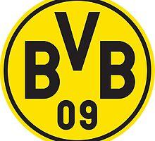 Borussia Dortmund Logo by SeymourButtzz