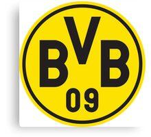 Borussia Dortmund Logo Canvas Print