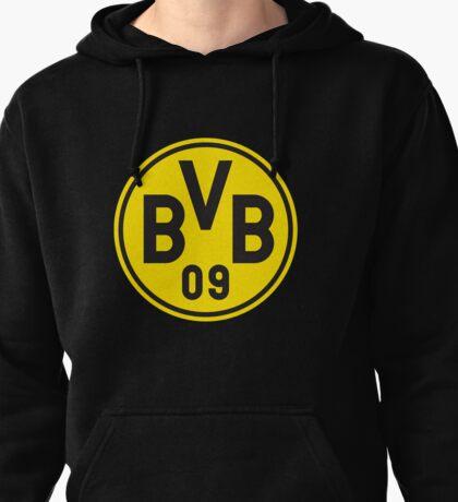 Borussia Dortmund Logo Pullover Hoodie
