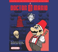 (The) Doctor Mario Unisex T-Shirt