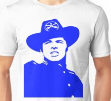 APACHE RIFLES (BLUE) Unisex T-Shirt