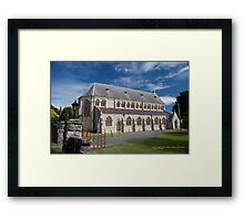 Historic St. Peter's Anglican Church, Maitland, NSW Australia Framed Print