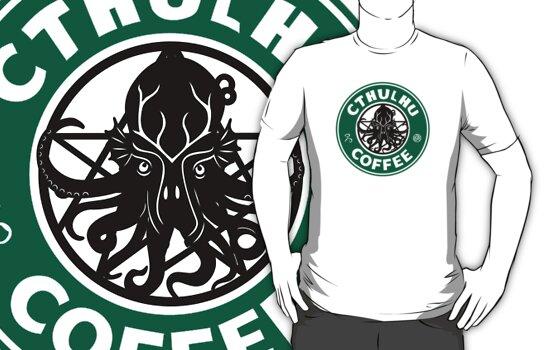 Cthulhu Coffee by sflassen