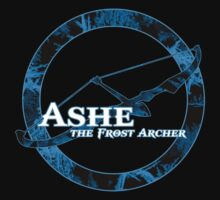 Ashe, the Frost Archer by ColorVandal