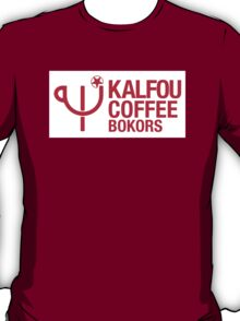 Voodoo Ritual Coffee Bokors T-Shirt