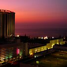 RESORTS HOTEL INTERNATIONAL IN ATLANTIC CITY by KENDALL EUTEMEY