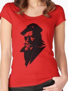Big Boss Women's Fitted Scoop T-Shirt