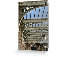 Bristol Temple Mead Station Greeting Card