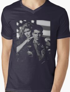 Top Gun Mens V-Neck T-Shirt