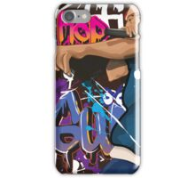 Hip Hop Singer Celebrity iPhone Case/Skin