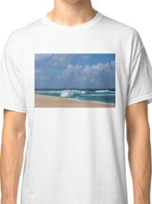 Summer in Hawaii - Banzai Pipeline Beach Classic T-Shirt