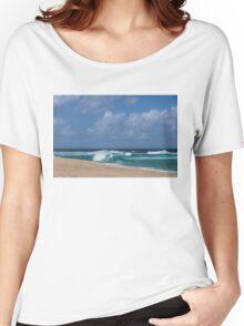 Summer in Hawaii - Banzai Pipeline Beach Women's Relaxed Fit T-Shirt